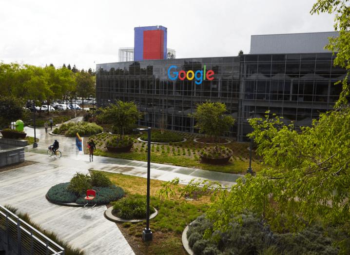Google campus in California. Google Cloud Next is underway in San Francisco