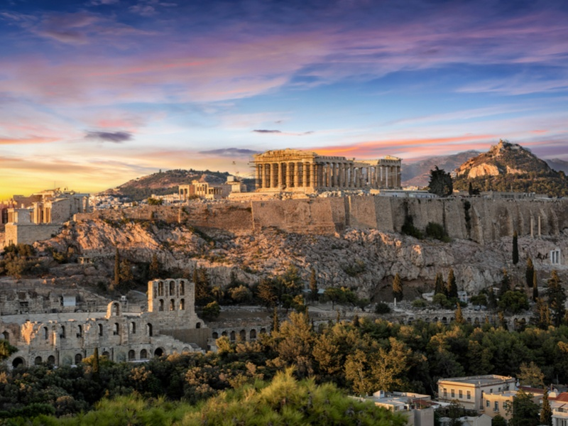 The Parthenon Temple at the Acropolis of Athens, Greece. Image: Sven Hansche/Shutterstock