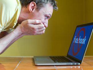 blocked Facebook user
