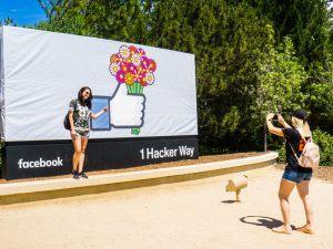 Facebook HQ, Menlo Park