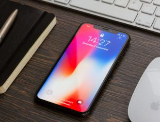 Tech found in iPhone X could usher in 'lightspeed' broadband in cities