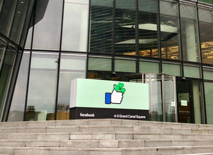 Facebook Dublin Office