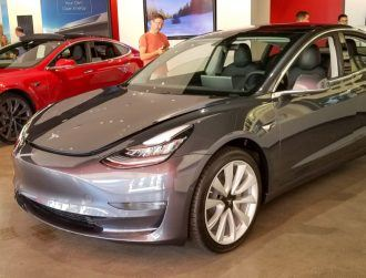 Tesla finally reaches Elon Musk's Model 3 production goal