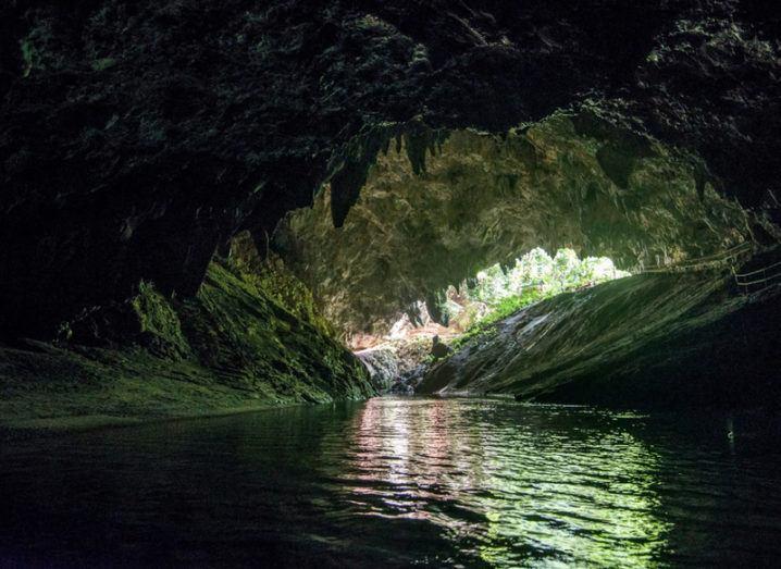 Tham Luang cave, Thailand.
