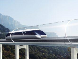 Irish Hyperloop team Éirloop nabs innovation prize at SpaceX pod competition