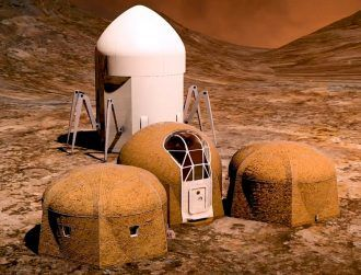 These five 3D-printed habitats could be the future homes of Mars