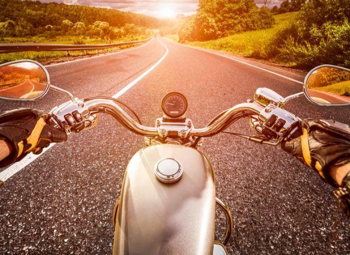 motorbike highway