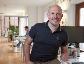 Webio founder Graham Brierton: 'People still value human interaction'
