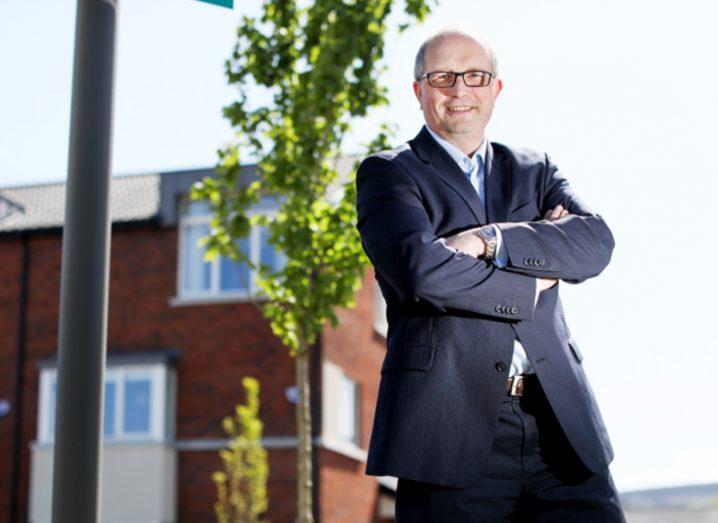 Siro CEO Sean Atkinson