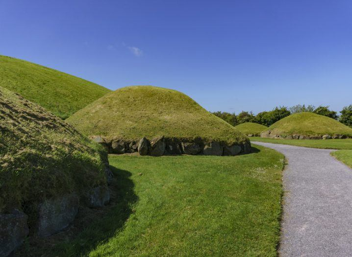 The historical Boyne Valley - Bru na Boinne of Ireland, County Meath. Image: Kit Leong/Shutterstock