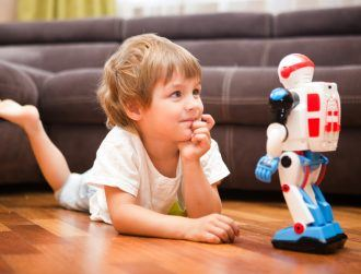 Children are more easily influenced by robots than humans, study finds