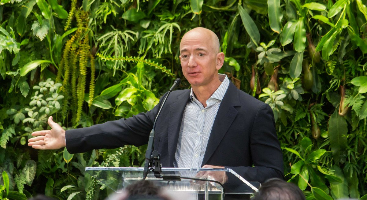 Why Jeff Bezos Is Wrong About The Term Work Life Balance