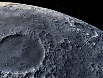 Discovery on the moon could make colonisation a lot easier