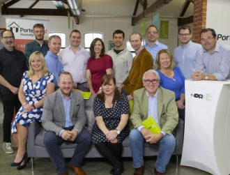 7 new start-ups begin second NDRC PorterShed accelerator
