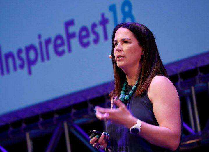 Niamh Given, chief growth officer, Nest.vc. Image: Conor McCabe Photography
