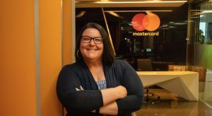 Tammy Hawkins, VP of security and decision solutions software engineering at Mastercard.