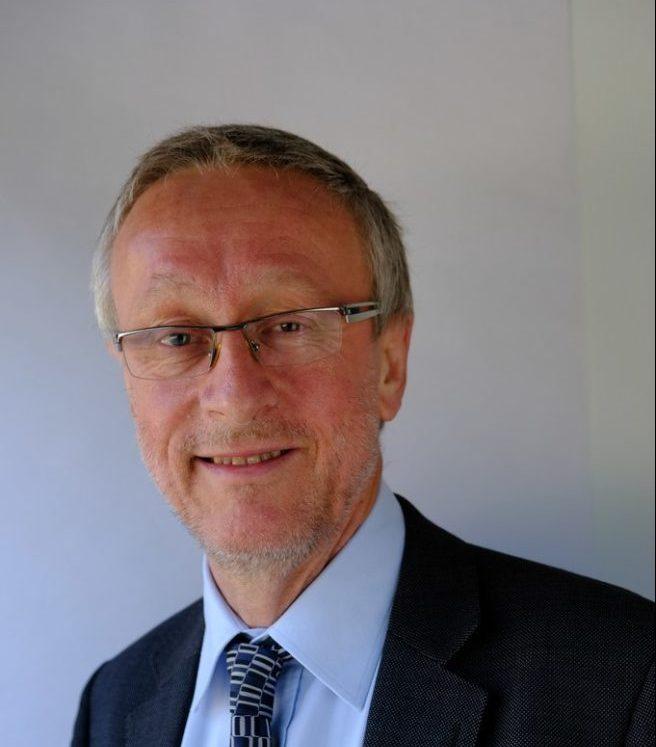 Dr Steve Purser of ENISA.