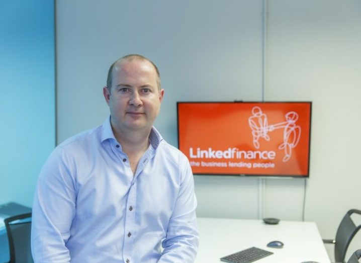 Niall Dorrian, CEO of Linked Finance