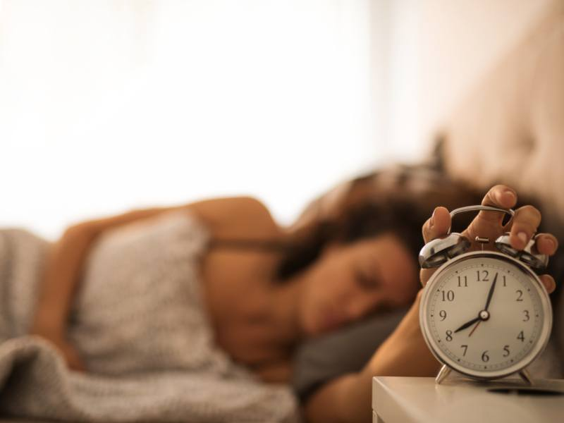 Scientists find sleep 'sweet spot' to reduce chances of having heart problems