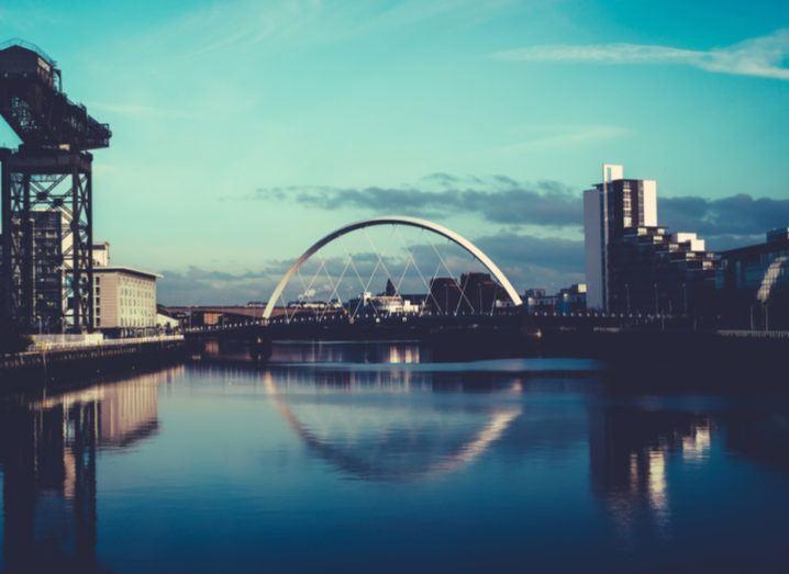 Clyde Arc Bridge, Glasgow, Scotland. Image: Yvonne Stewart Henderson/Shutterstock
