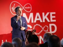 Liberty Global's Mike Fries: 'Virgin will be at 1Gbps before Eir'