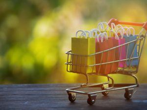 Online shopping. Image: Arphaporn/Shutterstock