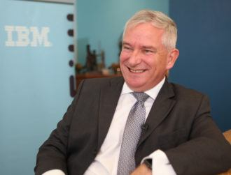 IBM Ireland has innovation in its DNA, says Paul Farrell