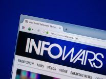 Tweets from Alex Jones and Infowars disappear from Twitter