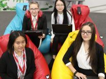 How Aon is inspiring the next generation of STEM