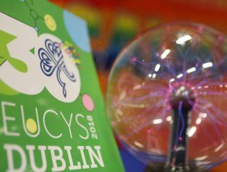 Young luminaries shine bright in Dublin at EUCYS 2018