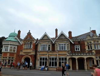 Bletchley Park: Home of the codebreakers and much more