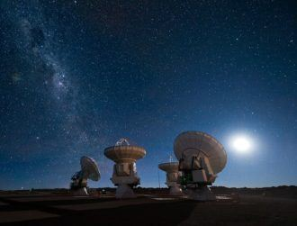 Official joining of ESO is a landmark moment for Irish astronomy
