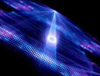 Researchers 'teleport' crucial component of quantum computer