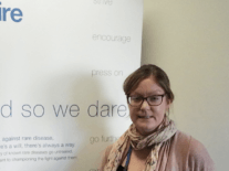 How life experience has an impact on the work at Shire