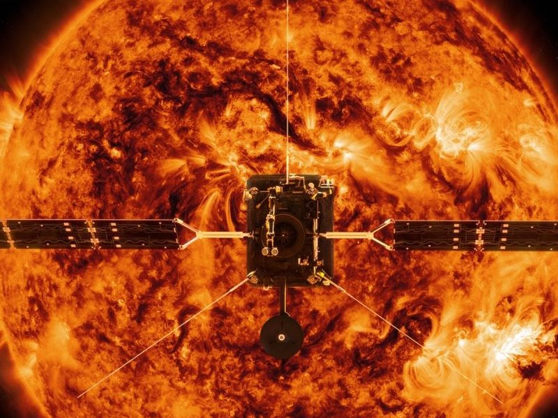 ESA Solar Orbiter satellite is ready to uncover the Sun's mysteries