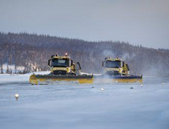 Autonomous 'Yetis' to begin patrolling runways of Oslo Airport