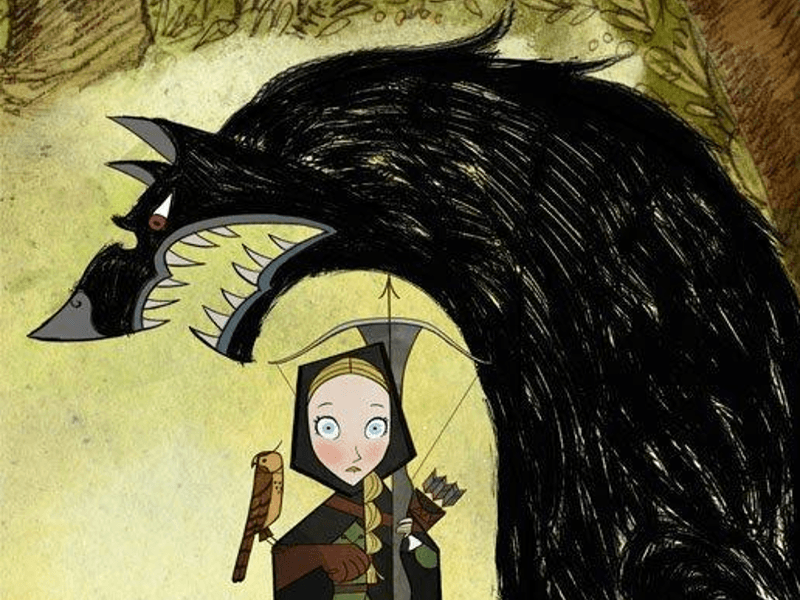 Apple buys rights to 'Wolfwalkers' film from Irish studio Cartoon Saloon