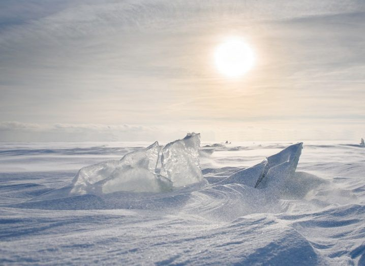 Great Flood A'Coming? 'Ominous' Sounds of Melting Antarctic Ice Registered