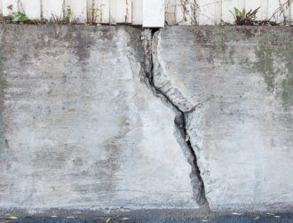 Scientists reveal 3D-printed concrete that actually gets stronger when it cracks
