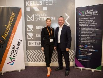 Scaling ambition: EO Accelerator comes to Kells Tech Hub