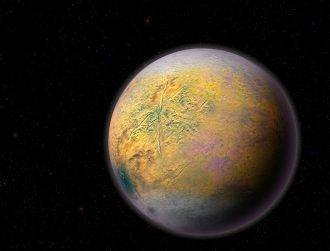 'Goblin' planet with 40,000-year-long solar orbit discovered in solar system