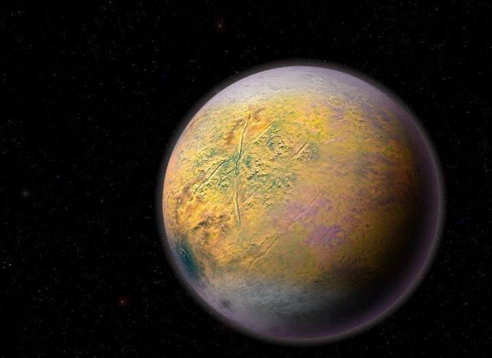 The Goblin, a dwarf planet, found far beyond Pluto