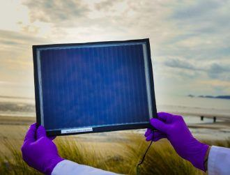 Scientists find cheap, game-changing way to 'supersize' solar cells