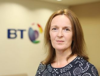 How is BT Ireland helping organisations embrace digital transformation?