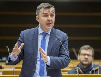 Fine Gael MEP Brian Hayes named Banking and Payments Federation Ireland CEO