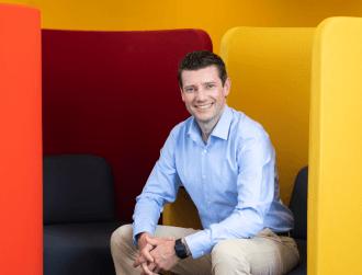 Globoforce's Jonathan Hyland: 'We're transforming the way humans work'