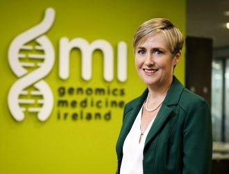 Tipperary native Dr Anne Jones named Genomics Medicine Ireland CEO