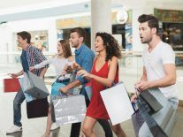 Shoppers to increase spending in Black Friday and Cyber Monday sales
