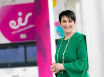 Eir CEO Carolan Lennon: 'We will be Ireland's telecoms champion'