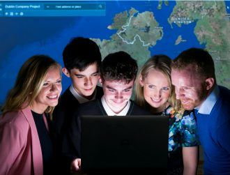 €500m worth of mapping software available to every school in Ireland